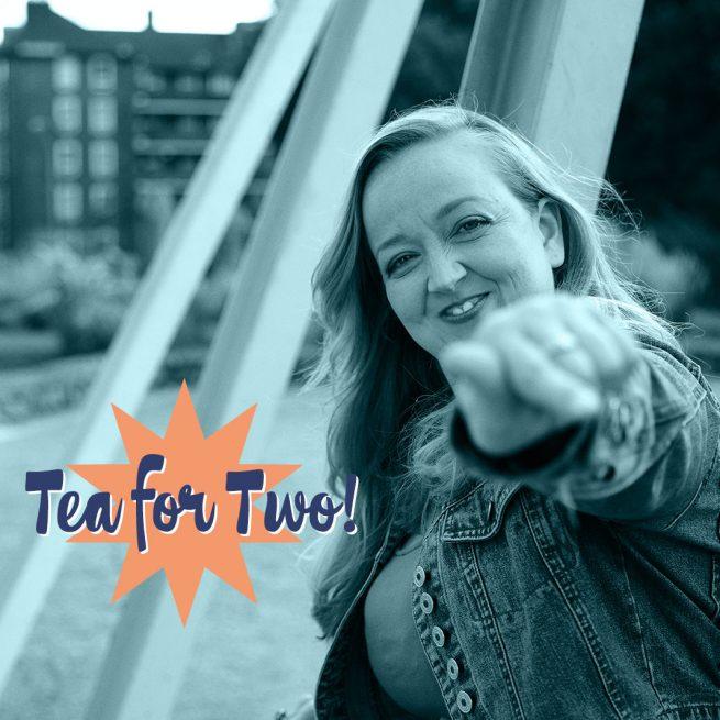 Tea for Two Membership - Make Your Own Damn Tea